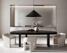 via heavywait - modern design architecture interior design home decor & Layout Design, Zen Design, Modern Design, Interior Styling, Interior Decorating, Interior Design, Zen Interiors, Design Interiors, Beautiful Interiors