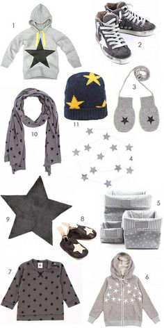 gift guide; little stars by the style files