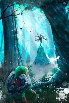Zelda es mi juego favorito y el tuyo ?