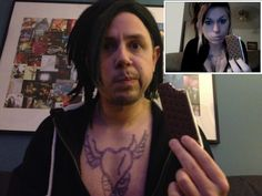 Two Guys Perfectly Replicated 138+ Facebook Profile Pics