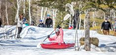 Somerset SnowFest Maine Winter, Kite Flying, Winter Festival, Lake George, Get Outside, Somerset, Main Street, Outdoor Spaces, Kayaking
