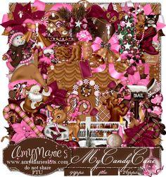 My Candy Cane *Matched To Ninaste's Tube* [AM_MyCandyCane.zip] - $0.70 : AmyMaries Kits