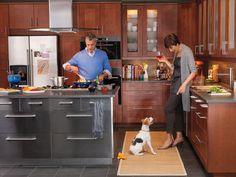 8 Kitchen Backsplash Inspirations: Wall-Protection Perfection : Rooms : HGTV