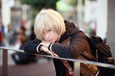 Jill Yuri Plisetsky Cosplay Photo - Cure WorldCosplay