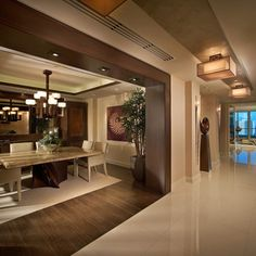 Transition From Tile To Wood Design Ideas, Pictures, Remodel and Decor