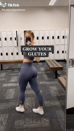 Slim Thick Workout, Full Body Gym Workout, Summer Body Workouts, Slim Waist Workout, Gym Workout Videos, Gym Workout For Beginners, Fitness Workout For Women, At Home Workout Plan, Hip Workout