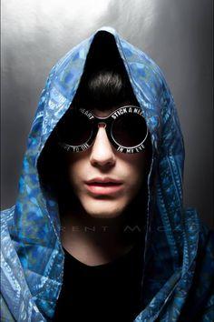Modele: Benjamin D. Photo: Laurent Micas