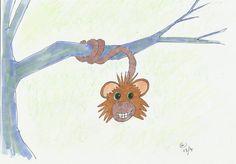 monkey 0 legs