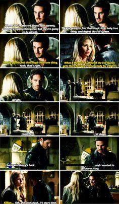 "Emma and Killian - 6 * 7 ""Heartless"" #CaptainSwan"