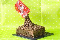 """""""Gravity cake"""" ou le """"gâteau suspendu"""" -"""