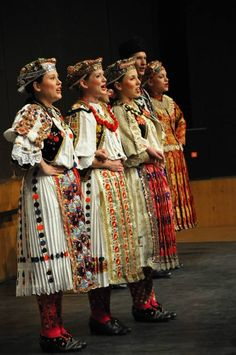 Baranja - traditional costume from Croatia - Nošnja - Hrvatska