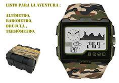 Las gangas de un berubyano: OFERTA!!!! Reloj Timex WS4 Expedition por 115 € en Oooferton
