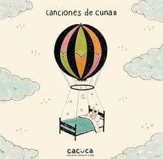 Llega el segundo disco de Canciones de Cuna