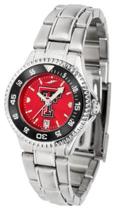 Texas Tech Red Raiders Womens Watch