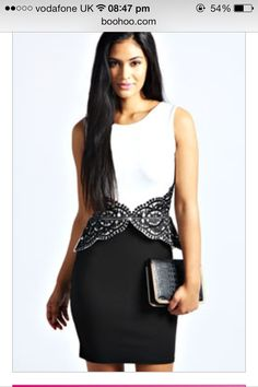 Elegant dress :-)