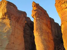 Timna Park is home to a must-see attraction, Solomon's Pillars. As you may know, King Solomon is most known for his gift from God – understanding and discernment. | Discovering The Land of The Bible