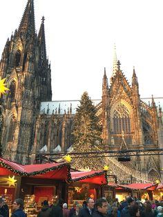 Weihnachtsmarkt in Köln. So schön!