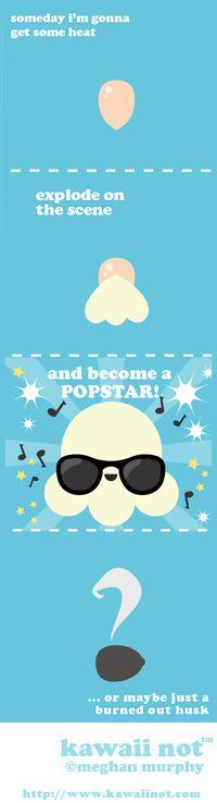 Popstar (Kawaii Not Comic)