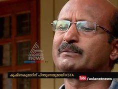 KSTA supports Valakom victim Krishnakumar - YouTube