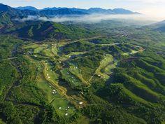 worlds best new course - Ba-Na-Hills-Golf-Club Public Golf Courses, Best Golf Courses, Golf R, Disc Golf, St Andrews Golf, Coeur D Alene Resort, Augusta Golf, Golf Course Reviews, Golf Chipping
