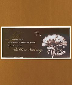 Sentiment Wall Art|The Lakeside Collection