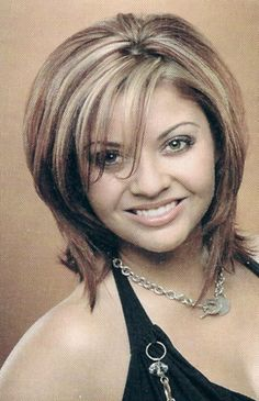 Image detail for -Medium Length Face Framed Shag Haircut Pictures Front and Side View