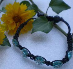 Neue Armbänder hier mit Glitzer-Perlen  ♥ Auch in anderen Größen  und Farben erhältlich ♥