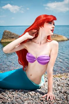 Ariel - Ariel Cosplay Photo - WorldCosplay