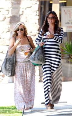 There is nothing more comfortable than a maxi dress when you are pregnant. All ill be wearing this summer #maternity