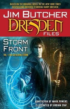 Jim Butcher: The Dresden Files: Storm Front: Vol. The Gathering Storm (Dresden Files (Dynamite Hardcover)) Dresden Files, Storm Front, Cool Books, Ace Books, Science Fiction Books, My Escape, Force Of Evil, The Gathering, Paperback Books
