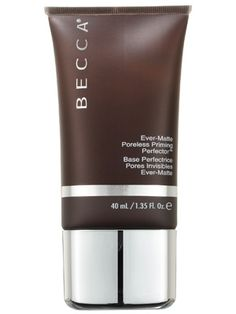 Ideal for oily skin, this Becca Ever-Matte Poreless Priming Perfector keeps makeup in place and prevents unwanted shine from cropping up throughout the day.