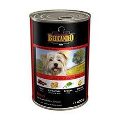 Belcando Beef   Hrana za pse govedina, konzerva  http://www.apetit.rs/belcando-beef-400gr