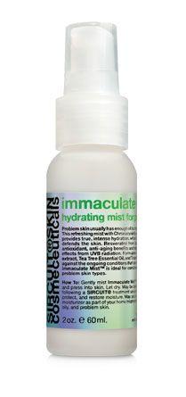 Sircuit Immaculate Mist Moisture Care - International Orange
