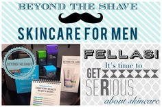 "I've never seen my hubby clean shaven in the years I have known him (mega irritating when he shaves clean)....but I will SOON! He is going to try ""one more time"" with a razor. Fingers crossed that he remembers how to work that razor! This line is CLINICALLY proven to help reduce friction, bumps, irritation and redness that occurs in most men using a razor. With a 60-day money back guarantee, it is a no-risk, no-brainer! Call/text and we can get you set : 636-248-4463"