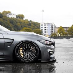 "301 Likes, 4 Comments - Elite Design Concepts (@elitedesignconcepts) on Instagram: ""Fitment goals ❤️ --- BMW M4 x EDC Classics Sizes: 20x9.5 