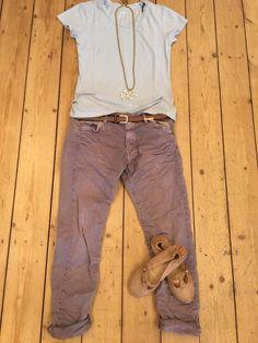 http://www.purpur-modeboutique.de // Belt: Buckles & Belts / Pants: Please