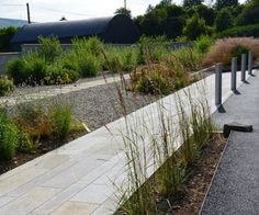 Landscape Project is a landscape initiative situated in the heart of a small village in the south east of Ireland. Completed in 2013 the project represents the coming together of landscape architecture and community endeavour in a uniquely procured Public Garden, Landscape Architecture, Ireland, Sidewalk, Image, Parks, Landscapes, Detail, Gardens