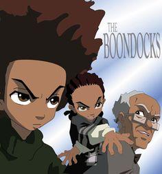 ✤ The Boondocks ✤