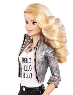 Hello Barbie Doll Review - http://www.mommytodaymagazine.com/toys/hello-barbie-doll-review/