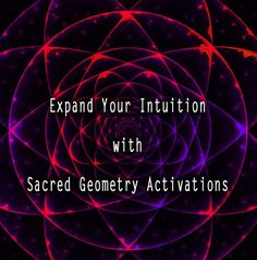 Expand Your Intuition with Sacred Geometry Activations (Helps with Mercury Retrograde) - Sacred Activations Meditation For Beginners, Meditation Techniques, Spiritual Growth, Spiritual Quotes, Psychic Development, Soul Connection, Law Of Attraction Affirmations, Mercury Retrograde, Reiki Energy