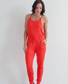 Sassy and classy!! Look stunning in this gorgeous jumpsuit (34.99, sizes M and L left)!!! This ensemble is so comfy and versatile!!