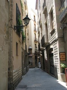 Barcelona. I would love to go there...