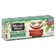 *PRINT NOW* Minute Maid 10 pk Juice Boxes only $2.14 at Target