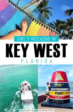 Sometimes it's just nice to get away with all your gal pals, right? Key West is the perfect spot for a tropical getaway within the US. #girlstrip #girlsweekend #girlsgetaway #girlstriptokeywest #keywestweekend #keywestgetaway #keywestvacation #keywestflorida #visitkeywest #explorekeywest #snorkelinkeywest #keywestsunsets Usa Travel Guide, Travel Usa, Travel Guides, Travel Tips, Vacation Places, Best Places To Travel, Cool Places To Visit, Florida Travel, Florida Vacation