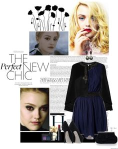 """""""Jane Volturi in a date?"""" by rardrockcherry ❤ liked on Polyvore"""