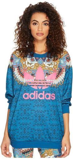 adidas Originals - Borbomix Sweat Top Women's Sweatshirt