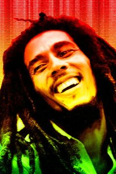 Bob Marley man! 8-)