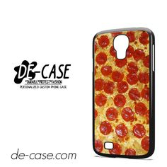 Animated Pizza Gifs For Samsung Galaxy S4 Case Phone Case Gift Present YO