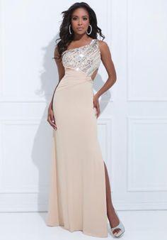 Tony Bowls Le Gala Jersey Dress 114513