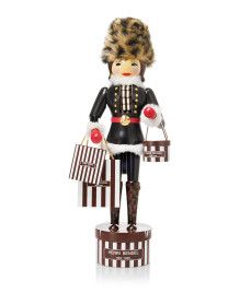 HENRI BENDEL NUTCRACKER